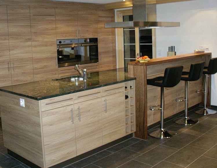 ka-holzbau ag | die schreinerei | küchen - Bar Für Küche